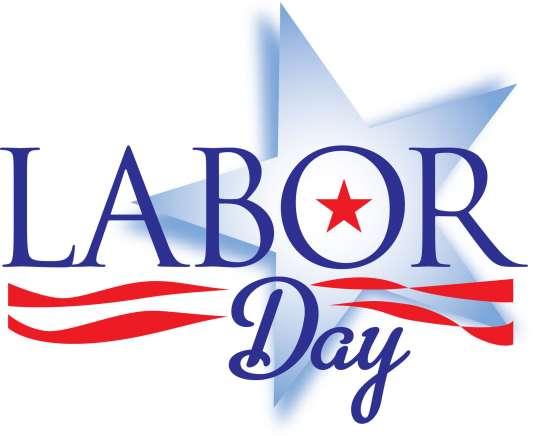 Labor Day- No Classes
